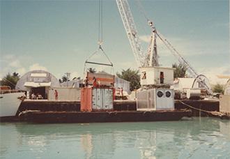 漁船7隻、輸送船2隻